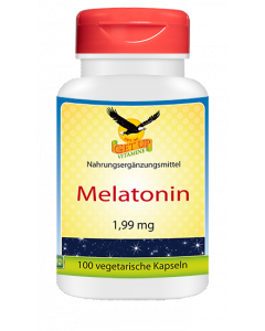 Melatonin 1,99mg, 250 Veggy-Kaps
