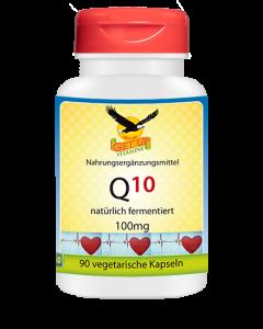 Coenzym Q10 - 100mg vegan, 90 Kapseln