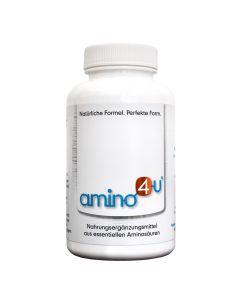 Amino4u - alle 8 L-Aminosäuren, 120 Presslinge zu je 1g