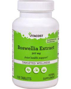 Weihrauch-Tabletten - Boswellia Serrata Extrakt 307mg, 120 Tabs