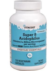 Acidophilus Darmbakterien - Probiotischer Komplex, 120 Kaps